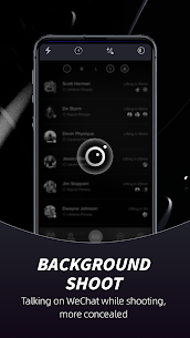 Secret Shoot #061  background video recorderamp hid photo Apk Download 1