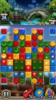 Jewel Royal Garden: Match 3 gem blast puzzle