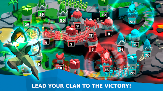 BattleTime - Real Time Strategy Offline Game Screenshot