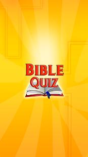 Bible Trivia Quiz Game With Bible Quiz Questions 6.1 screenshots 1