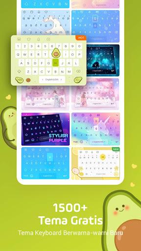 Facemoji Emoji Keyboard Pro – Emoji,Tema,GIF,Font