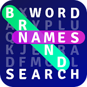 Brand Names - Word Search