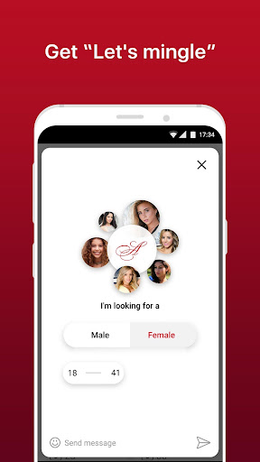 AmoLatina: Find & Chat with Singles - Flirt Today 4.5.0 Screenshots 7