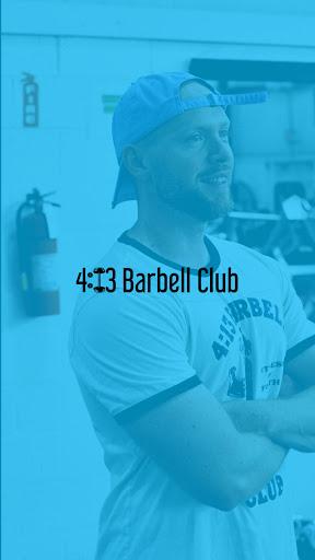 Join 413 Barbell Club screenshot 1