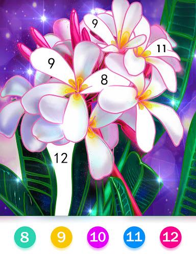 Paint by number - Relax Jigsaw 1.4.4 screenshots 19