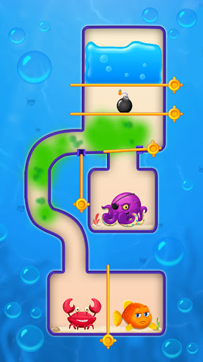 Save the Fish - Pull the Pin Game  screenshots 9