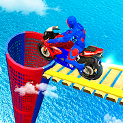 Bike Stunt Race - Moto Bike Games Racing Free 2021