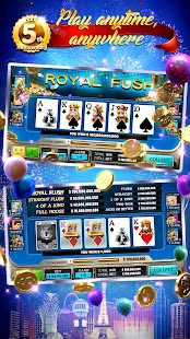 Full House Casino - Free Vegas Slots Machine Games Screenshot