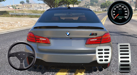 Drift BMW M5 Simulator 1 Screenshots 8
