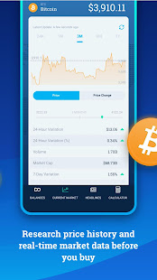 DoWallet: Bitcoin Wallet. A Secure Crypto Wallet.