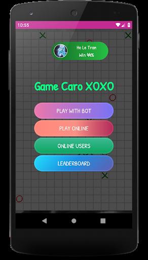 caro game screenshot 2