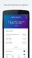 screenshot of PayPal Business: Send Invoices and Track Sales