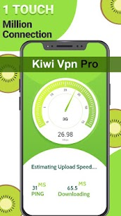 Kiwi VPN Pro – VPN connection proxy changer MOD (Paid) 5