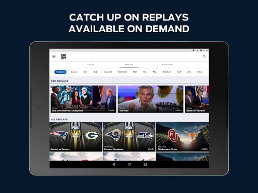 Fox Sports Go 4.8.0 Screenshots 9