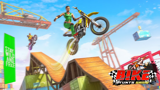 Bike Stunt 3D Moto Racing Games: Bike Race Free 1.22 screenshots 8