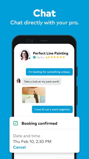 Thumbtack: Hire Pros - Cleaners, Handymen, Movers  Screenshots 6