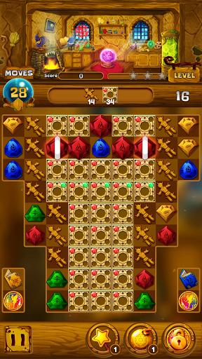 Secret Magic Story: Jewel Match 3 Puzzle android2mod screenshots 11