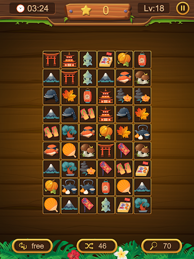 3 Link - Free Tile Puzzle & Match Brain Game 4.1.1 screenshots 7