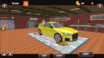 Multiplayer Car Racing Game – Offline & Online
