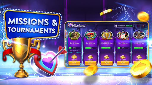 Slots: Heart of Vegasu2122 u2013 Free Casino Slots Games  screenshots 14