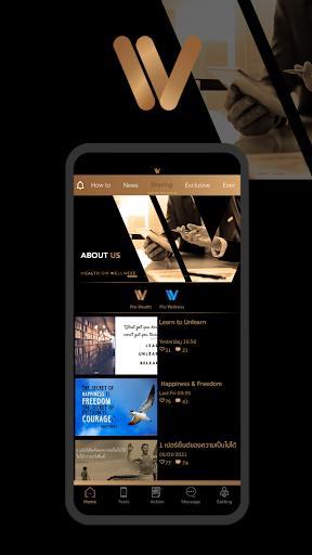 WealthOnWellness android2mod screenshots 1