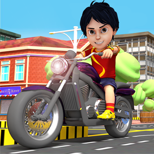 Shiva Motor Cycle Rider