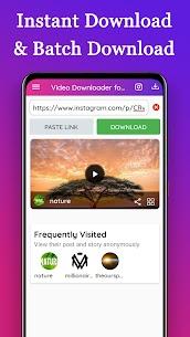 Pro Instagram Video Downloader & Status Saver 2