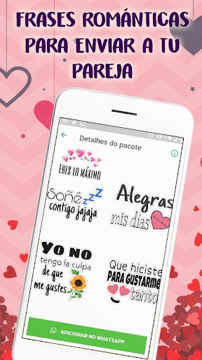 Stickers de amor para WhatsApp ud83dudc95 - WAStickerApps  Paidproapk.com 1