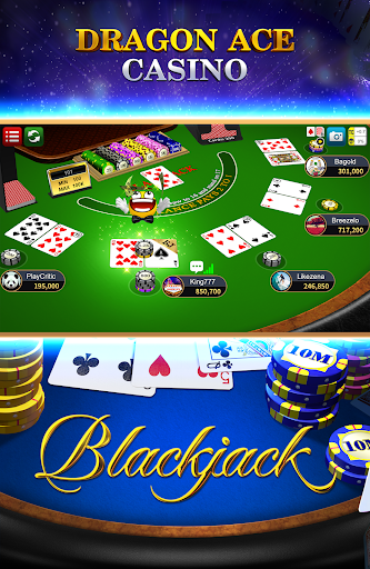 Dragon Ace Casino - Blackjack screenshots 1
