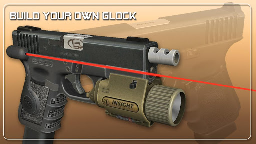 "Glockmeister's ""Build-A-GLOCK"" For PC Windows (7, 8, 10, 10X) & Mac Computer Image Number- 14"