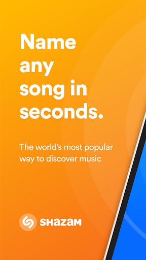 Shazam: Discover songs & lyrics in seconds  screenshots 1