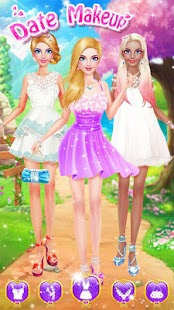 👗📅Princess Beauty Salon 2 - Love Story Screenshot