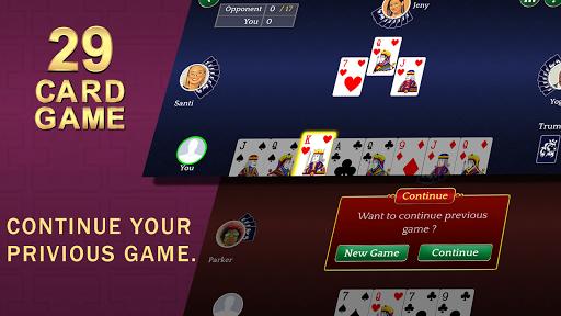 Callbreak, Ludo, Rummy, 29 & Solitaire Card Games 2.8 screenshots 5