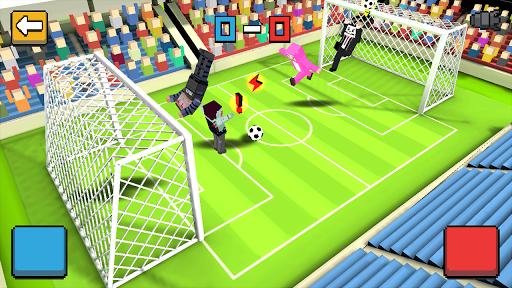 Cubic Soccer 3D screenshots 13