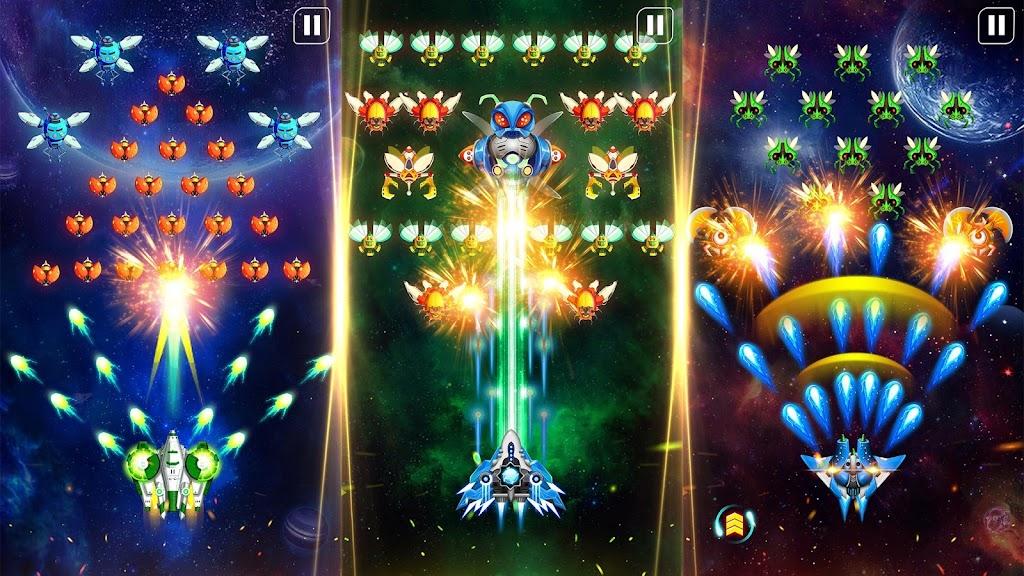 Space Shooter: Alien vs Galaxy Attack (Premium) poster 15