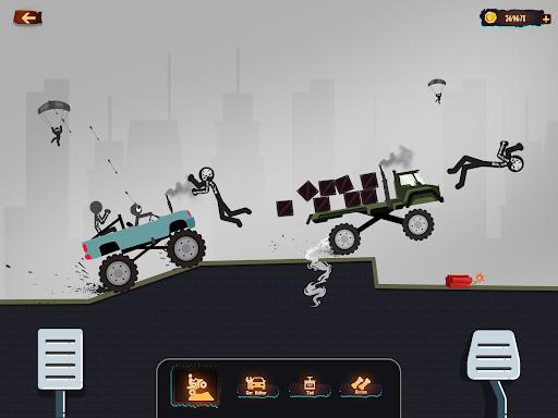 Epic Stickman Destruction Game 1.4 screenshots 2