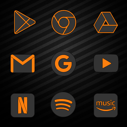 Oxigen McLaren - Icon Pack