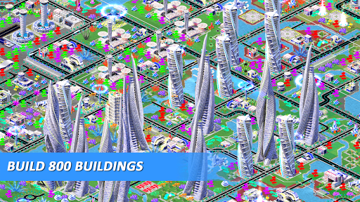 Designer City: Space Edition 1.24 screenshots 2