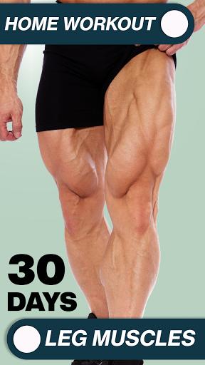 Leg Workouts - Lower Body Exercises for Men  Screenshots 1