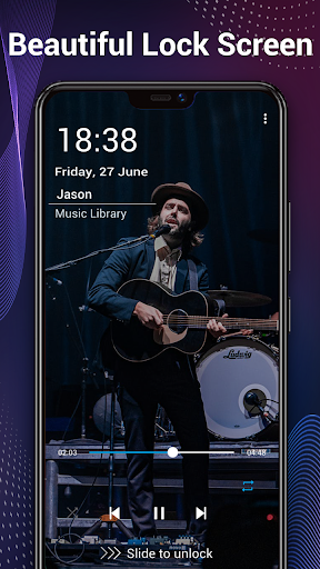 Music Player - Audio Player & 10 Bands Equalizer 1.8.1 Screenshots 8