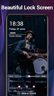 Music Player - Audio Player & 10 Bands Equalizer 2.0.1 Screenshots 8