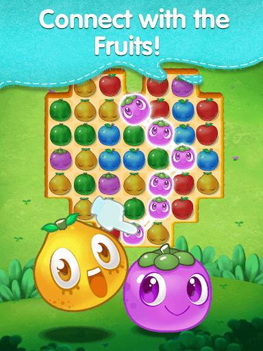 Fruit Splash Mania - Line Match 3 apkmr screenshots 7
