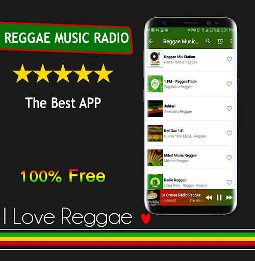 Reggae Music Free screenshot 5