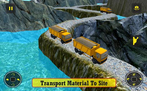 Construction Simulator Heavy Truck Driver Apkfinish screenshots 16