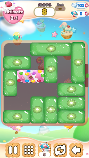 Unblock Candy android2mod screenshots 5