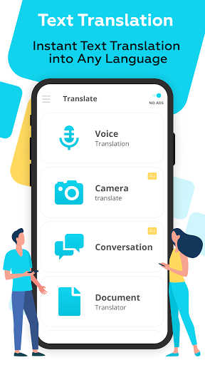 Voice Translator All Languages android2mod screenshots 1
