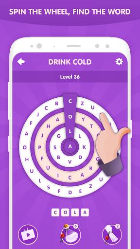Word Wheel - Word Puzzle Game  screenshots 2
