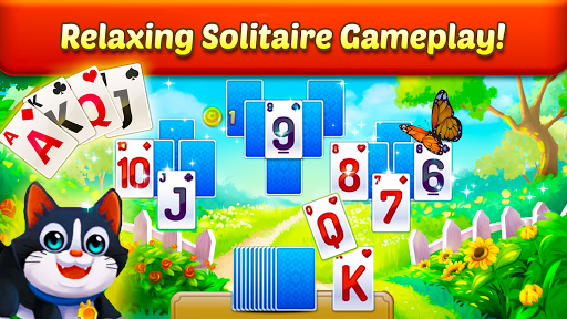 Solitaire Garden Escapes 1.9.1 screenshots 11