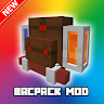 BackPack Mod For Minecraft PE game apk icon