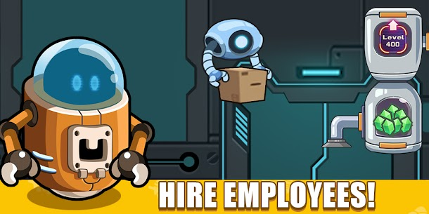 Idle Space Miner – Simulator & Tycoon & Management Mod 2.8.5 Apk (Unlimited money) 2